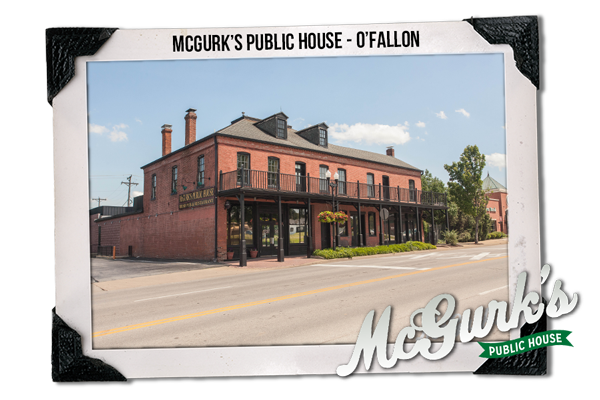 outside picture of McGurks' o'fallon location