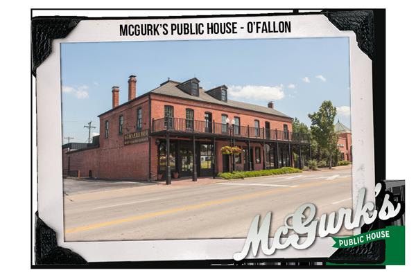 outside picture of McGurks' o'fallon location
